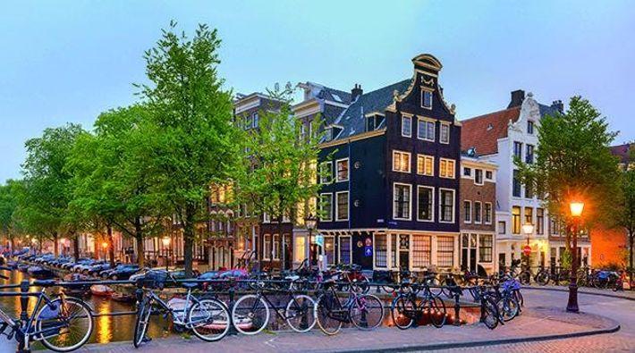 Amsterdam: Der Frei-Hafen