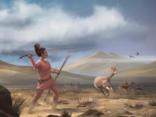 Prähistorische Jägerinnen widerlegen alte Geschlechterrollen