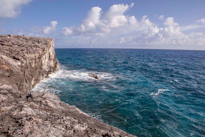 Die Inselgruppe der Exuma Cays befindet sich mehr als 160 Kilometer von der Landeshauptstadt Nassau entfernt ...