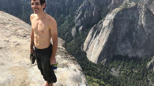 Der beste Free-Solo-Kletterer der Welt ist kein Adrenalinjunkie