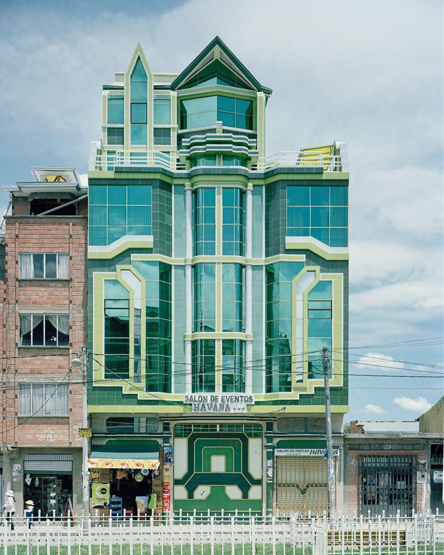 Auch andere Architekten wurden von Mamanis Stil beeinflusst.