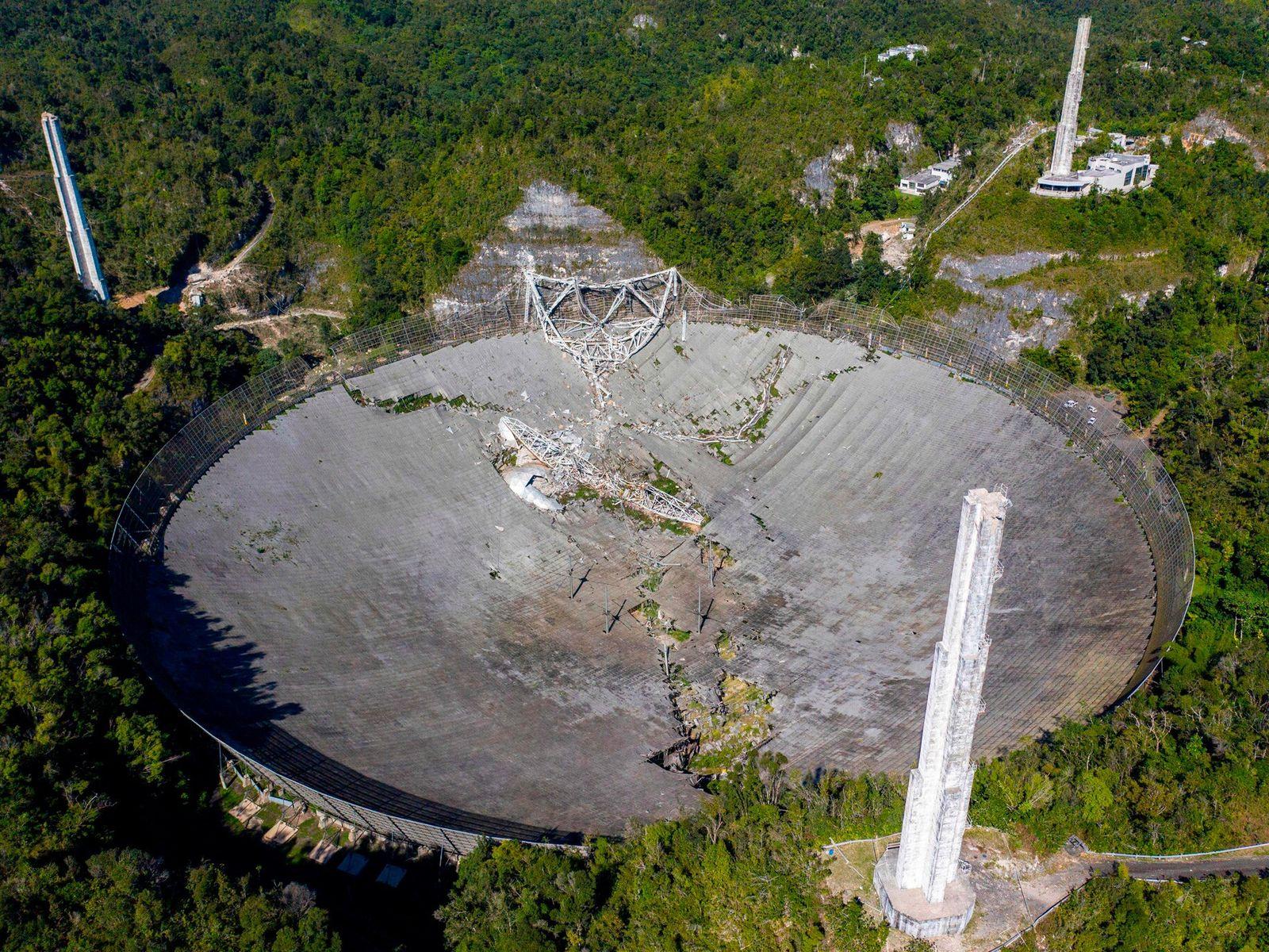 Arecibo-Observatorium