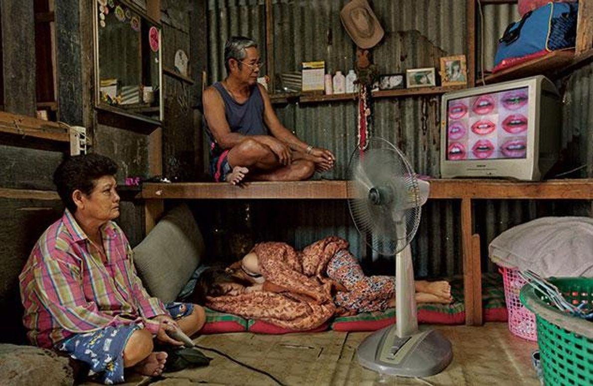 Armut in Bangkok