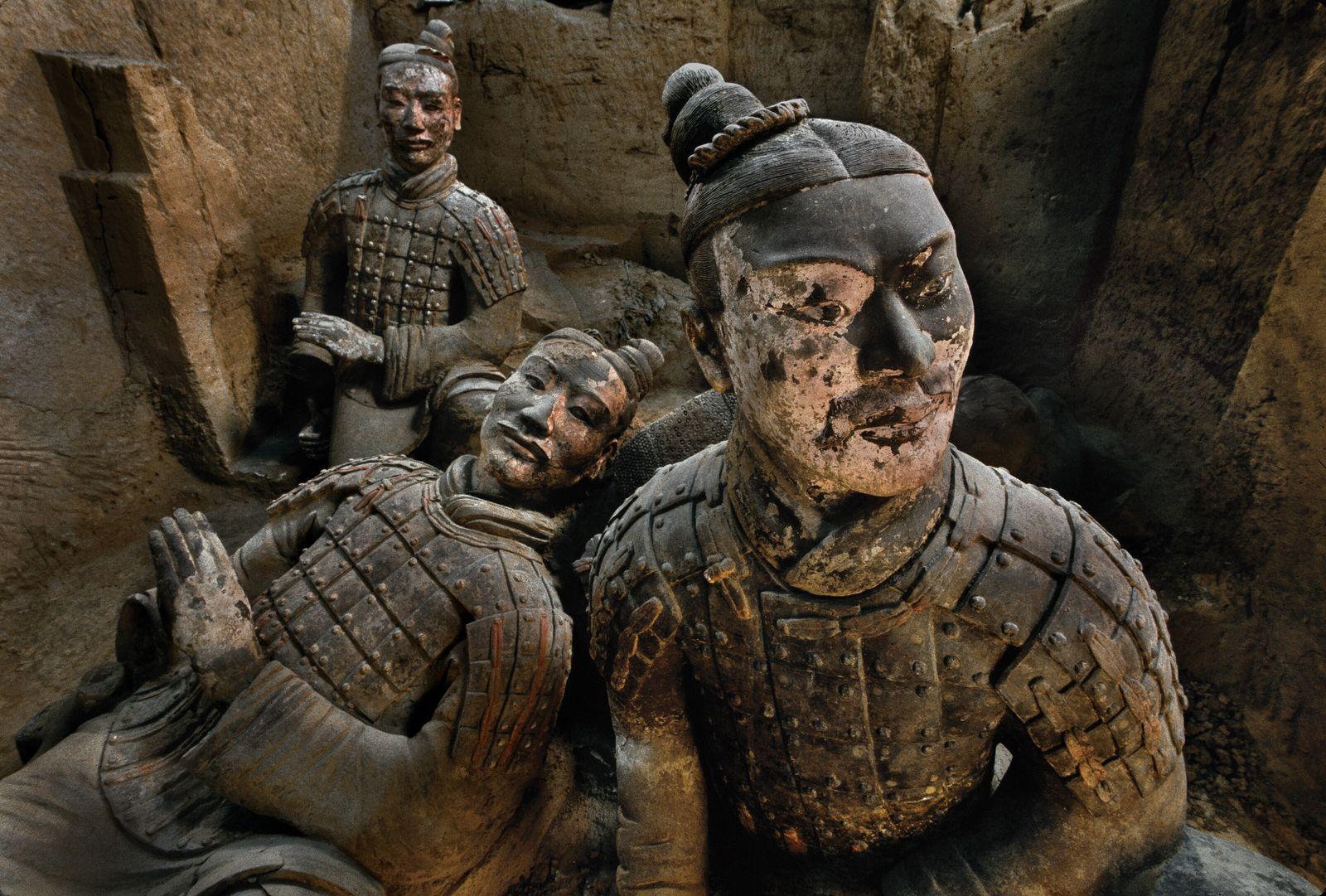 Ausgrabungen in aller Welt haben unser Wissen über die Geschichte der Menschheit radikal verändert. Dank modernster ...