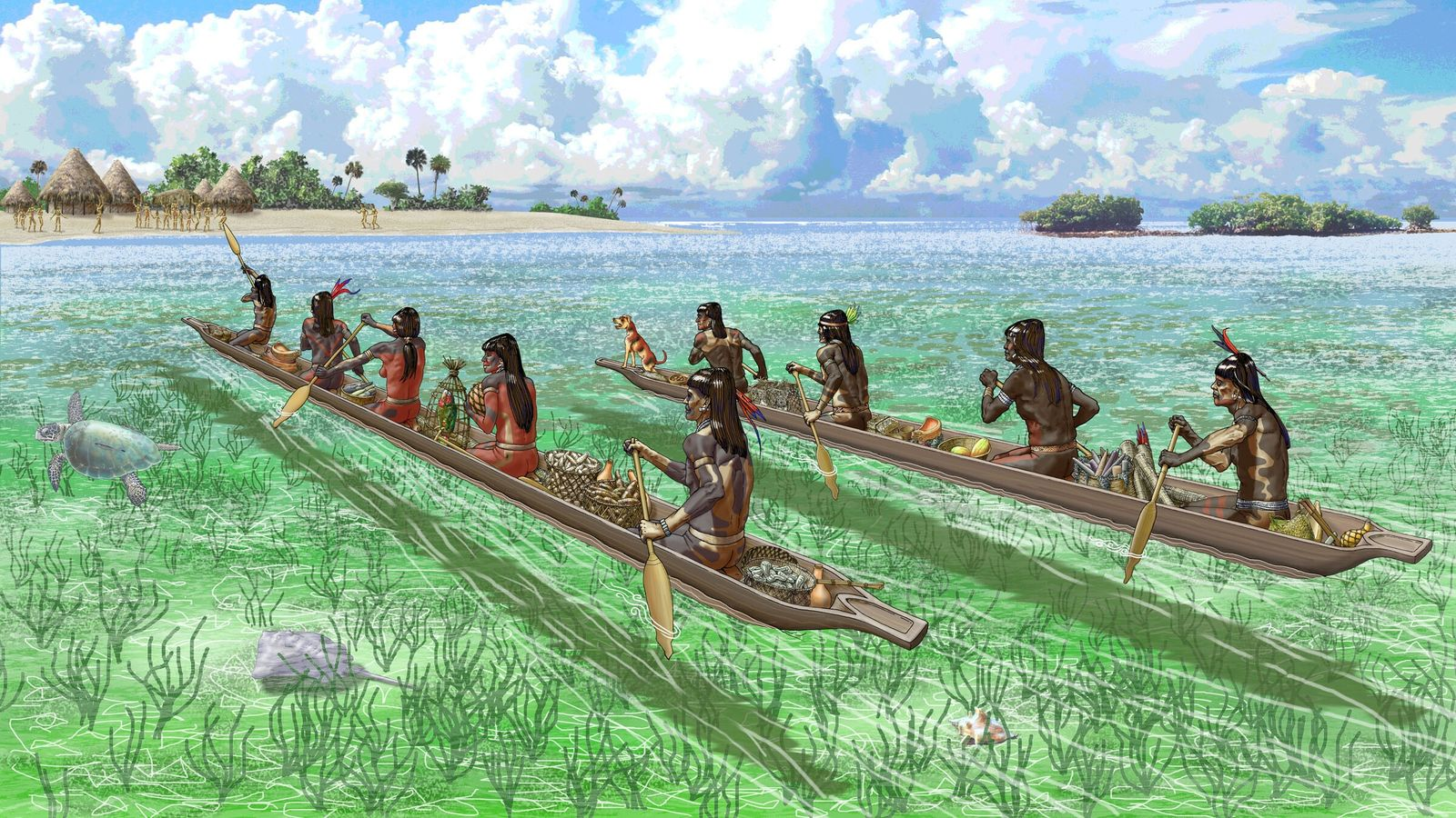 Urbevölkerung der Karibik