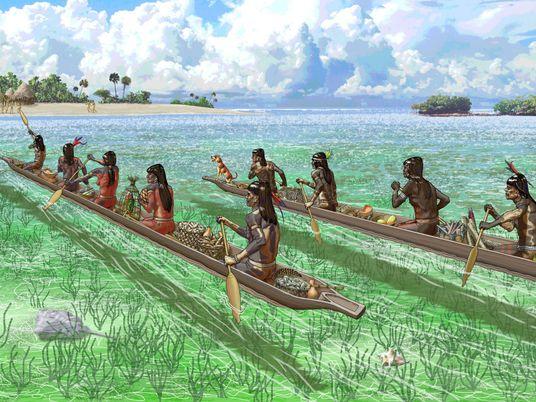 Urgeschichte der Karibik