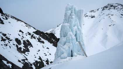 Galerie: Selbst gemachte Gletscher II