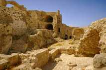 Nizariten-Festung von Masayf in Syrien
