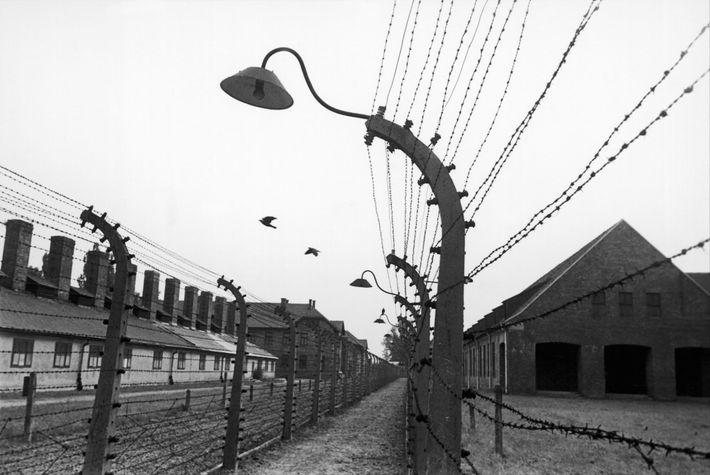 Gebäudekomplex Auschwitz