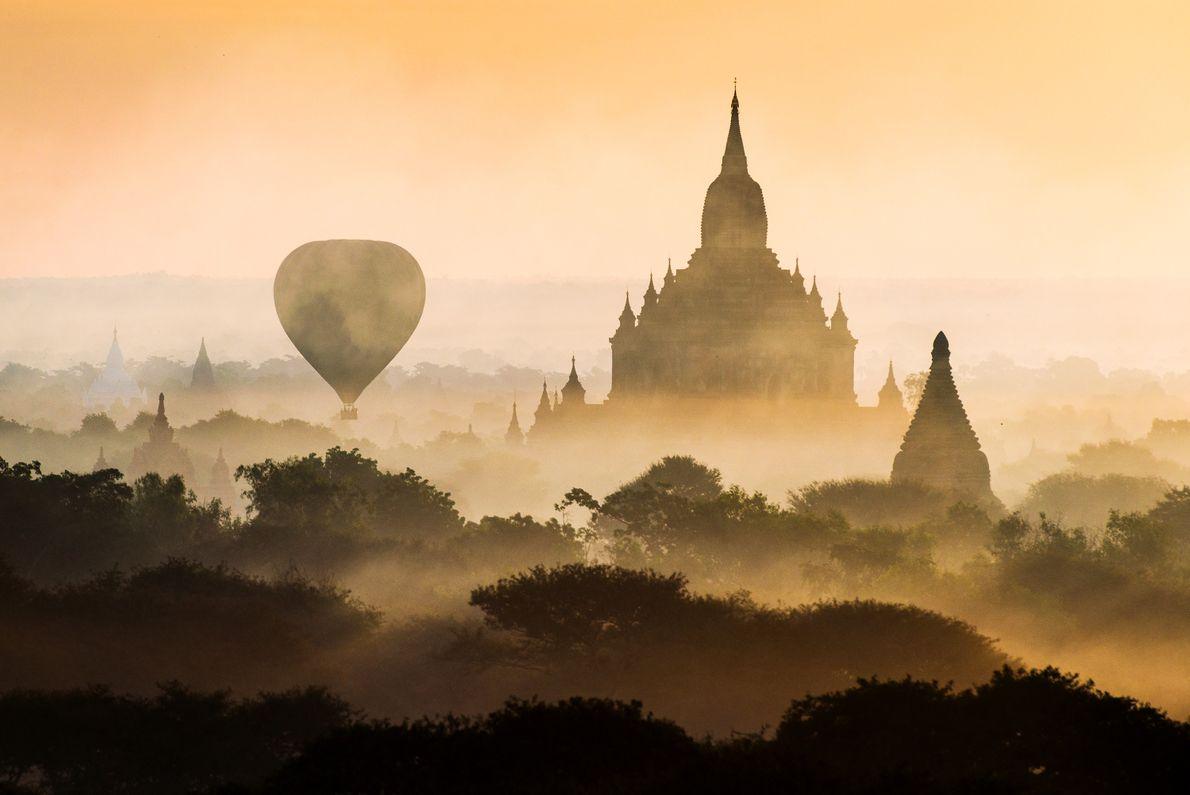 Stupas von Bagan