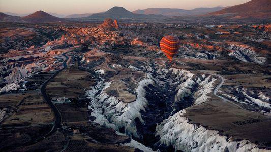Galerie: 40 atemberaubende Aufnahmen der Erde von oben