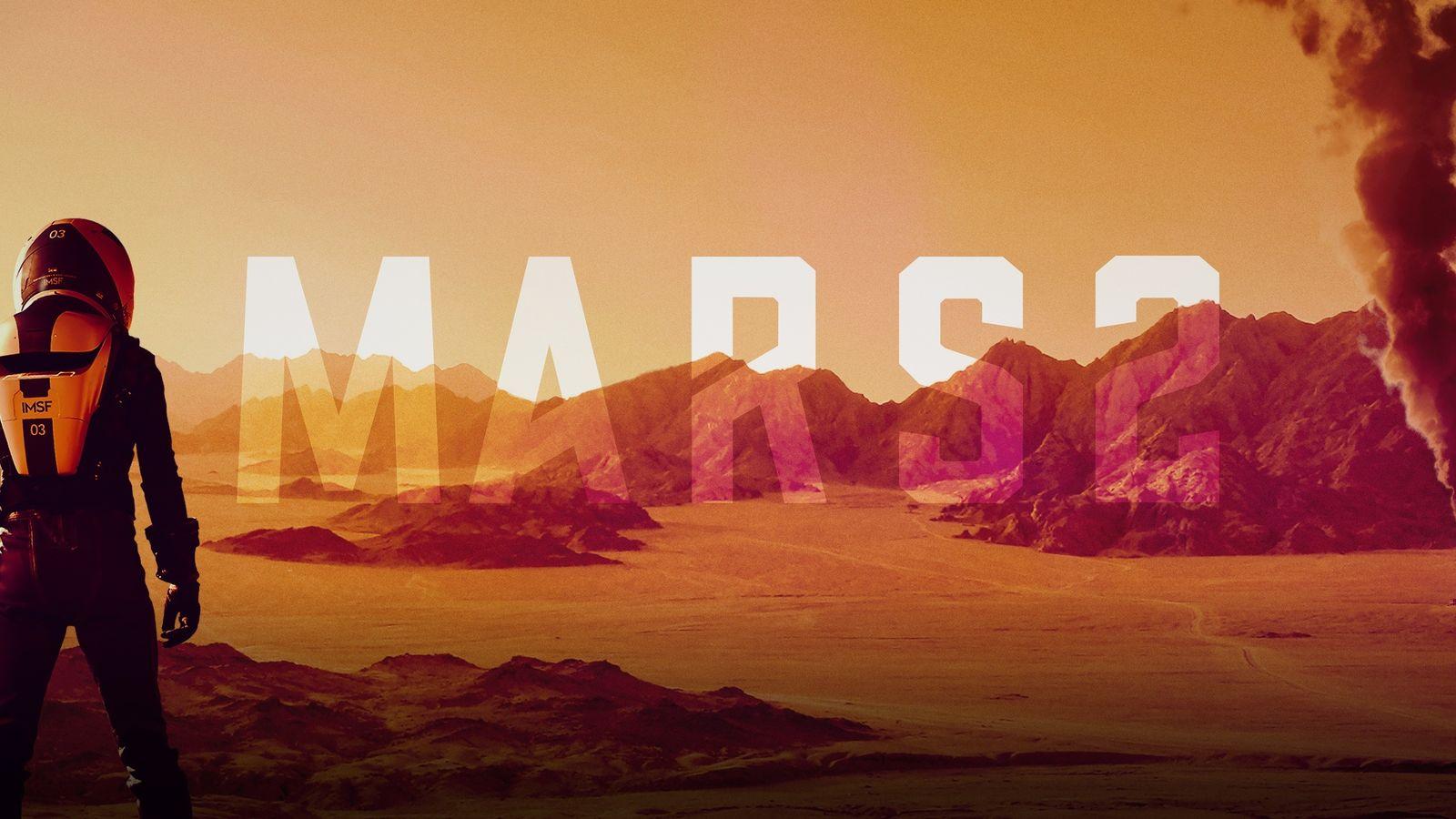 MARS Staffel 2:Wir haben das Jahr 2042