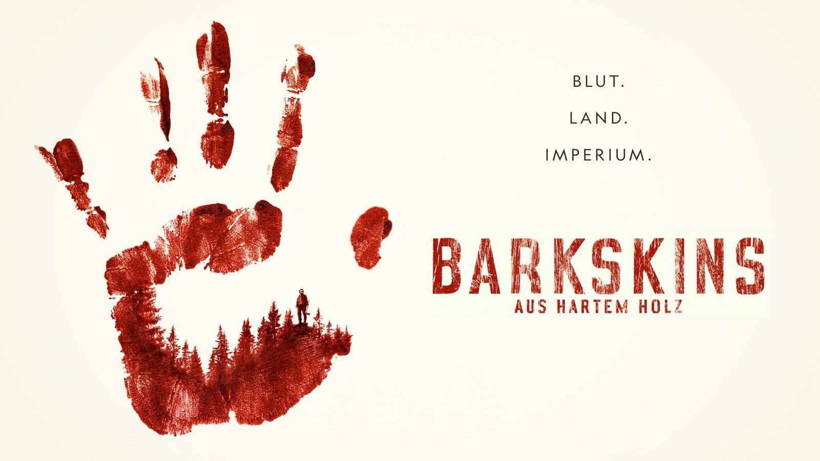 Barkskins | Aus hartem Holz