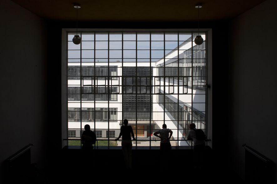Im Bauhaus in Dessau-Roßlau finden täglich geführte Touren statt.