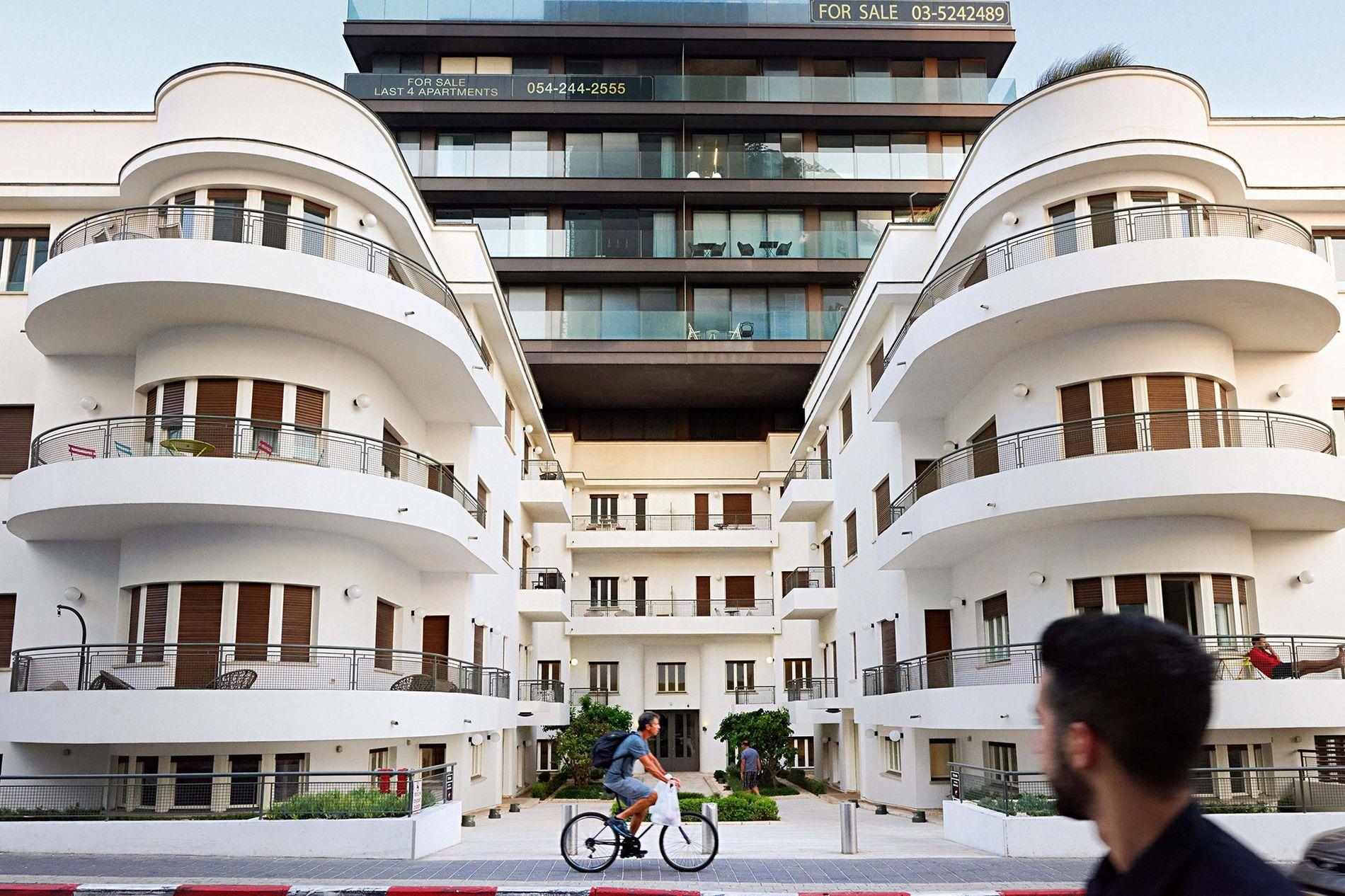 Reisfeld House in Tel Aviv
