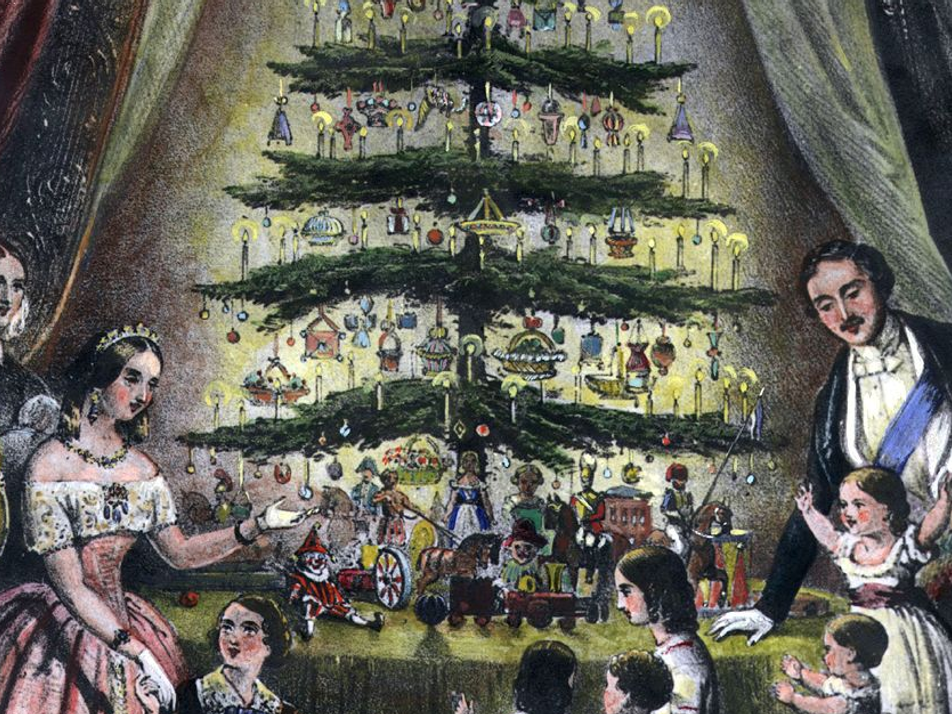 Warum gibt es Weihnachtbäume? Die Geschichte hinter der grünen Tradition