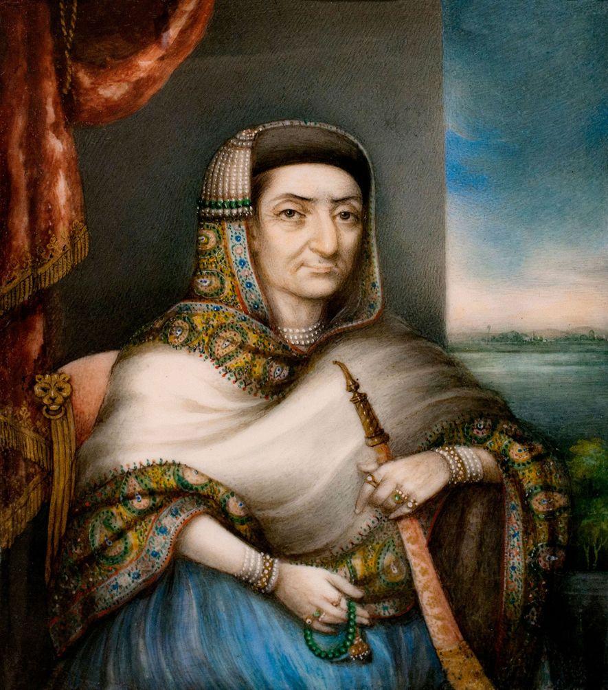 Von der Tänzerin zur Söldnerkönigin: Indiens vergessene Machthaberin