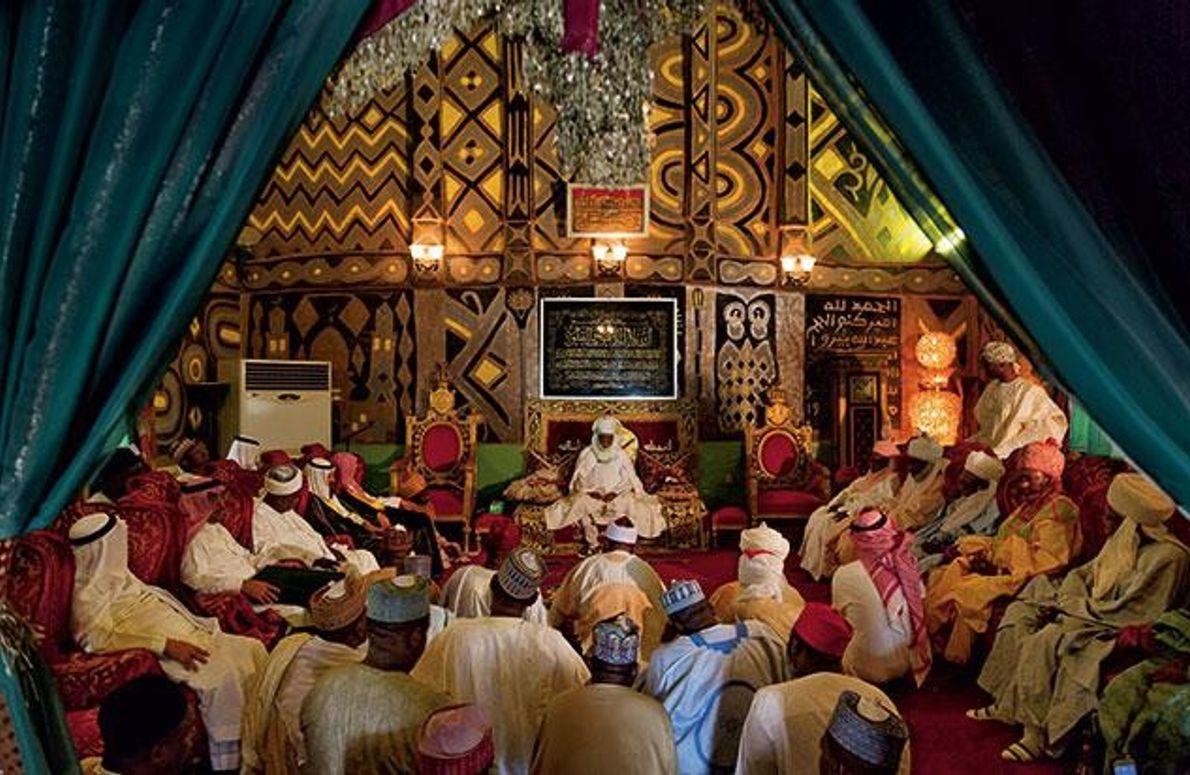 Beim Emir von Kano