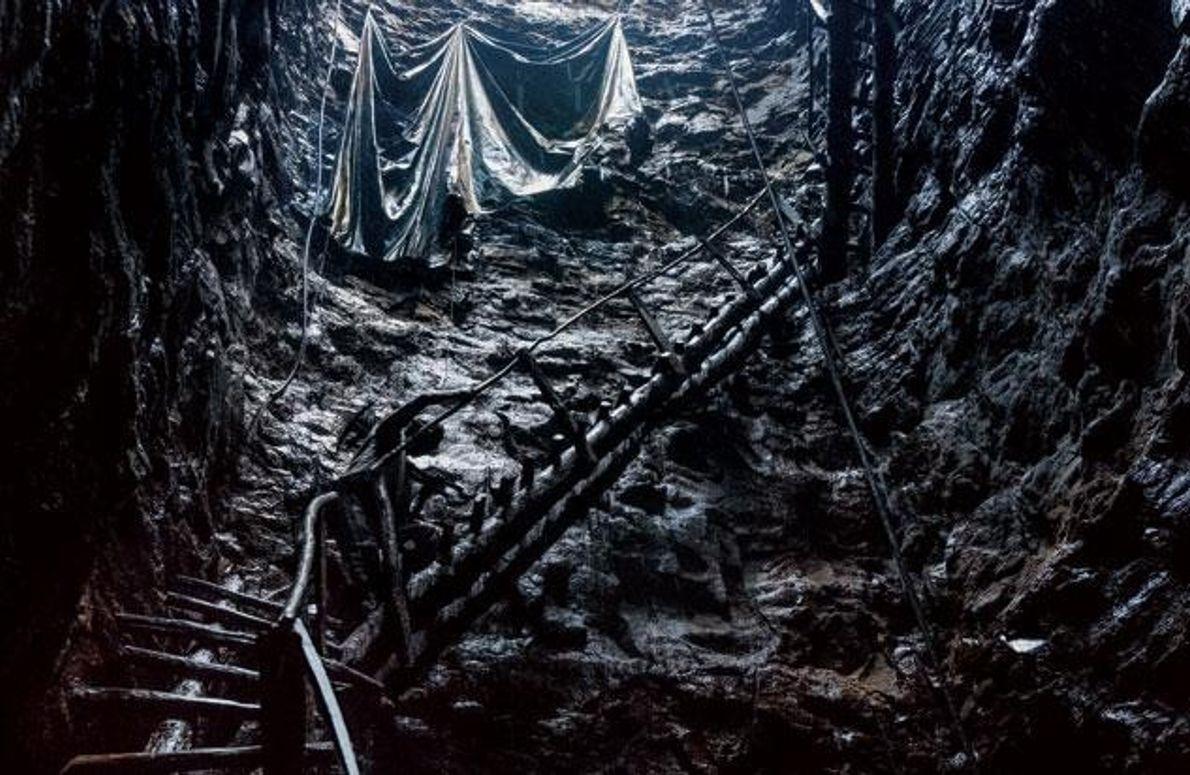 Bergbau wie vor 200 Jahren