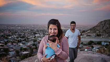 Galerie: Mexiko: Juárez findet Frieden