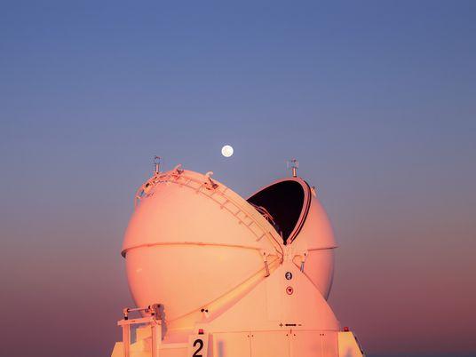 Galerie: Weltraum, Mond und Sterne: Die schönsten Himmelsbilder im März