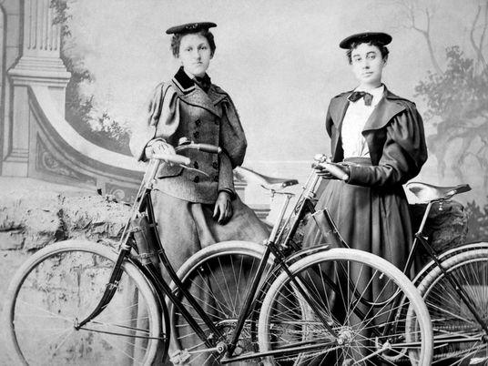 Wie das Fahrrad die Welt revolutionierte