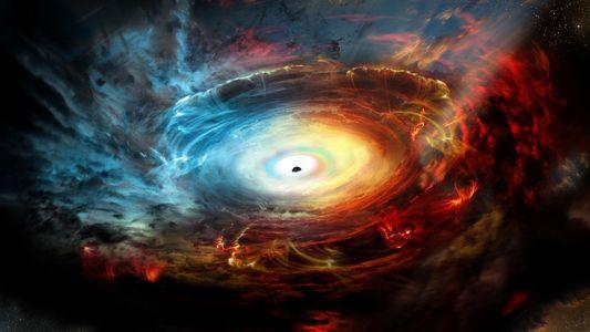 Astronomen haben womöglich endlich das erste Bild eines Schwarzen Lochs aufgenommen