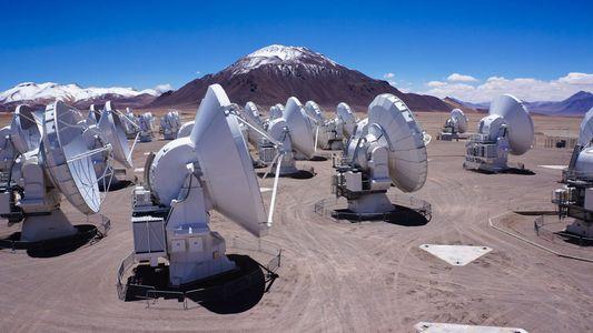 Galerie: Astronomen haben womöglich endlich das erste Bild eines Schwarzen Lochs aufgenommen