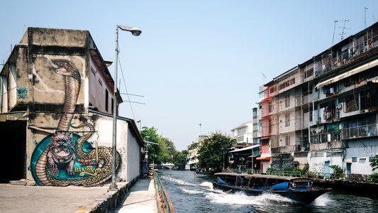 7 Städte und ihre eindringliche Street Art