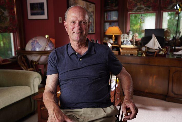 157 Tiefsee-Expeditionen: Bob Ballard zählt zu den renommiertesten Unterwasser-Archäologen.