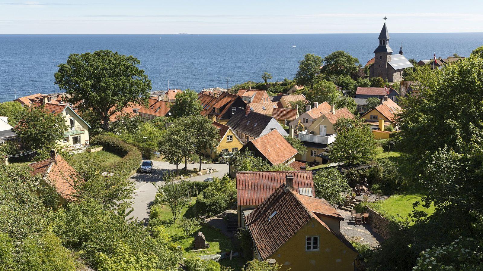Die malerische Insel Bornholm hat sich einem ambitionierten Recyclingprogramm verschrieben.