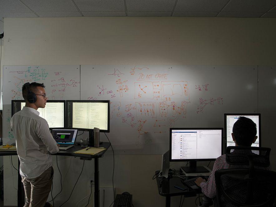 Vicarious, ein KI-Unternehmen mit Sitz in der San Francisco Bay Area, entwickelt Software, welche den Inhalt von Fotos und Videos genau so gut wie Menschen interpretieren kann.