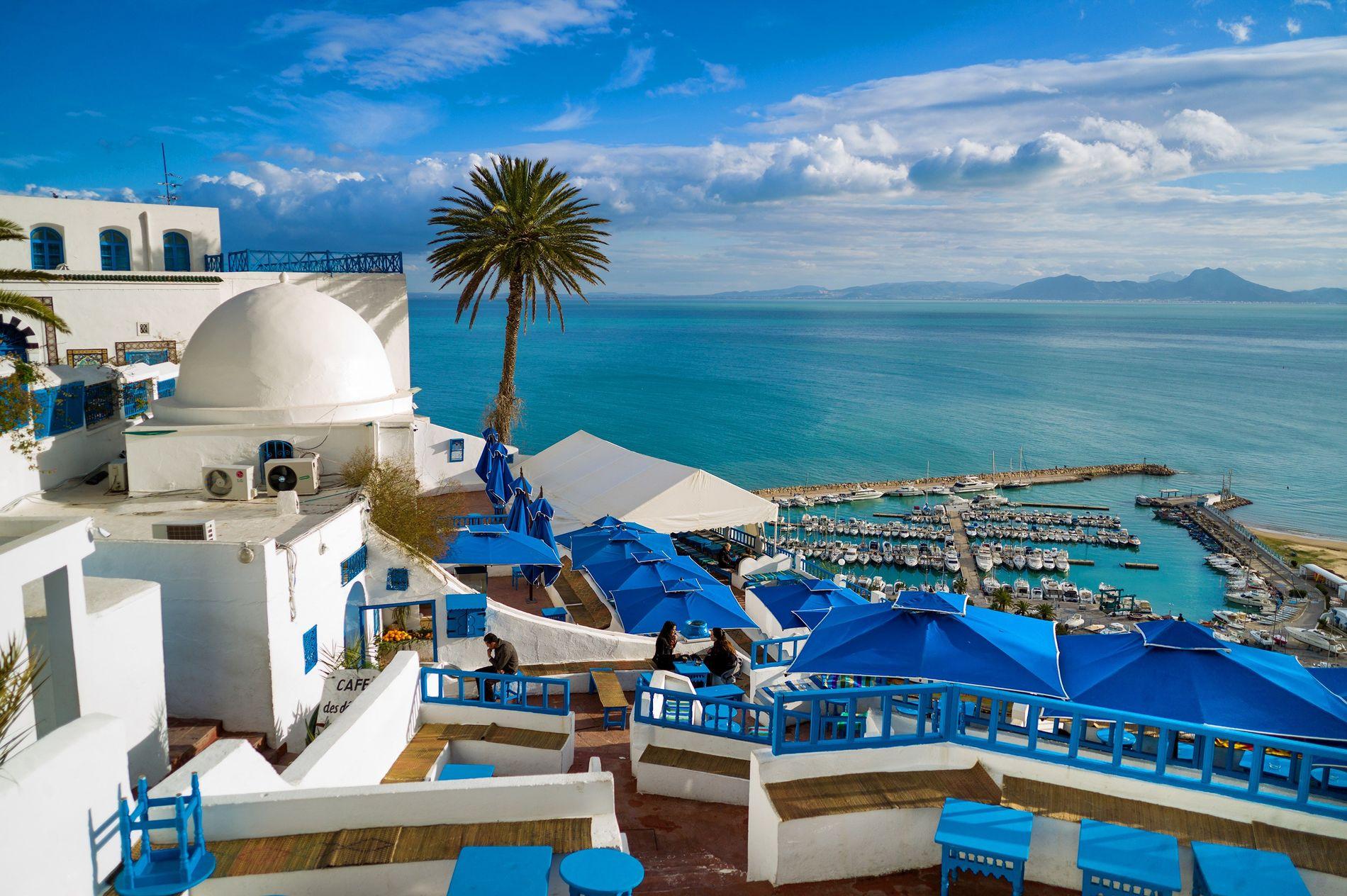 Stadt Sidi Bou