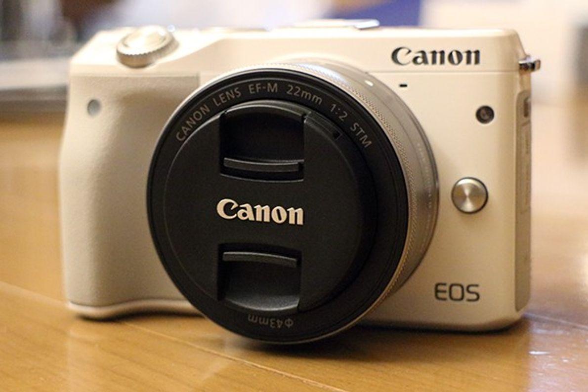 Bild der Canon EOS M3