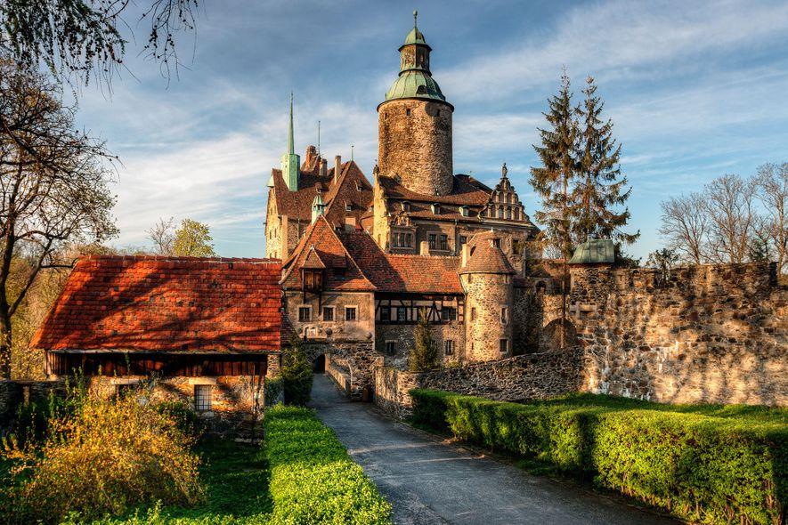 25 Burgen und Schlösser zum Übernachten