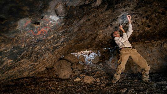 Erster Beleg für Halluzinogenkonsum in Höhlenkunst-Stätte