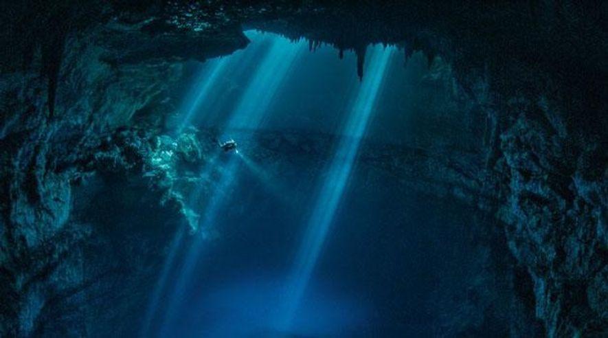 Cenoten - Die heiligen Höhlen der Maya