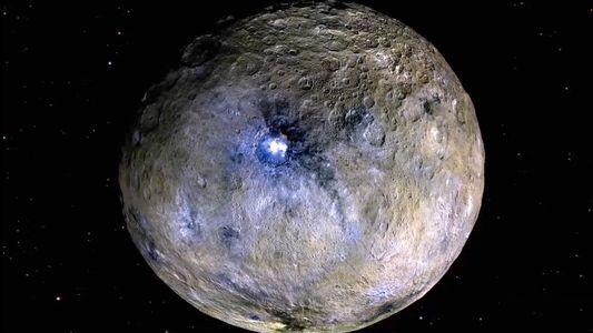Zwergplanet Ceres könnte aktive Kryovulkane haben