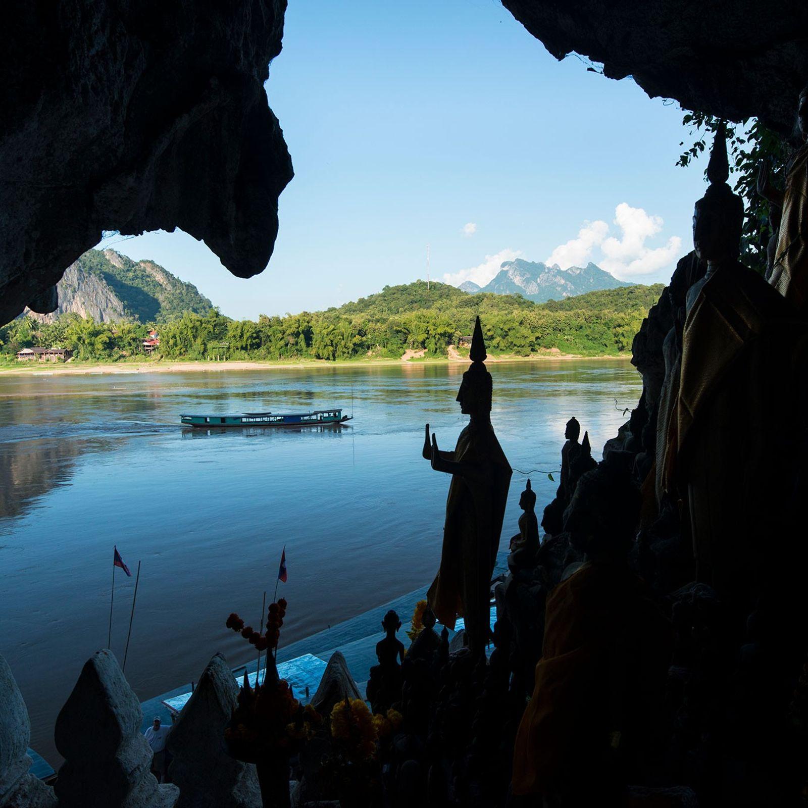 Pak-Ou-Höhlen