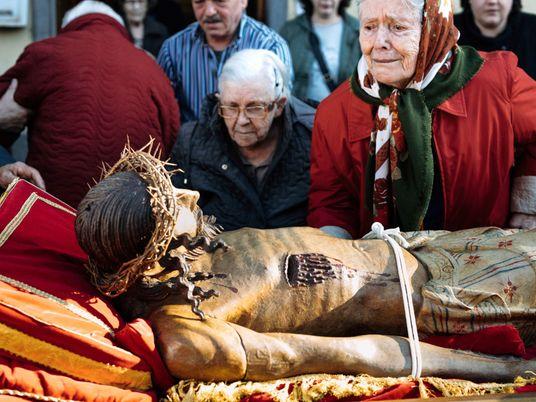 Galerie: Kann Tourismus Italiens sterbende Stadt retten?