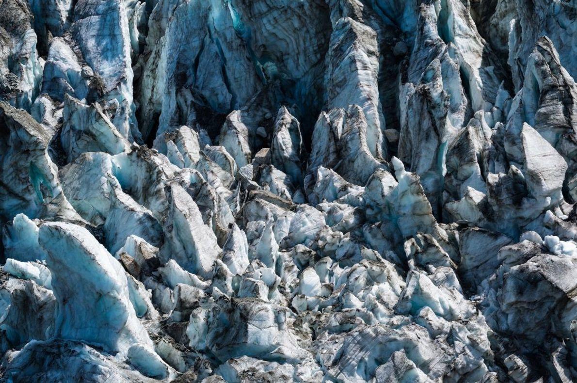 Argentière Gletscher