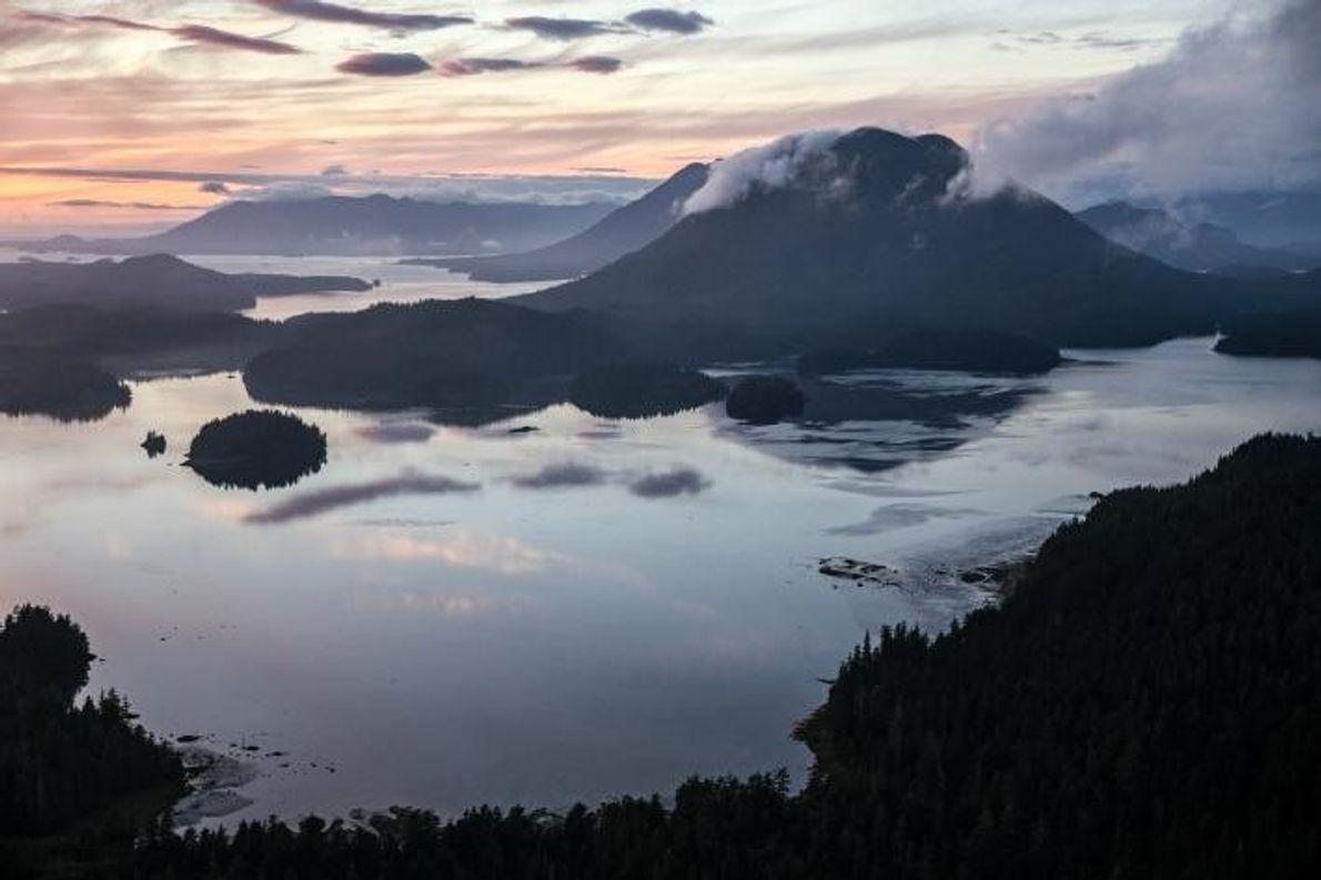 Westküste von Vancouver Island
