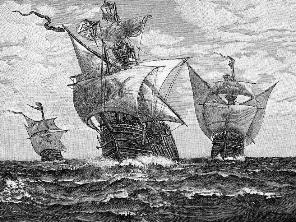 Wo sind die Schiffe von Christoph Kolumbus?