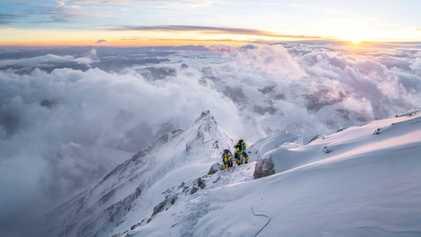 """""""Der Everest hat so viel mehr zu bieten als die Seile, den Müll und die Leichen."""""""