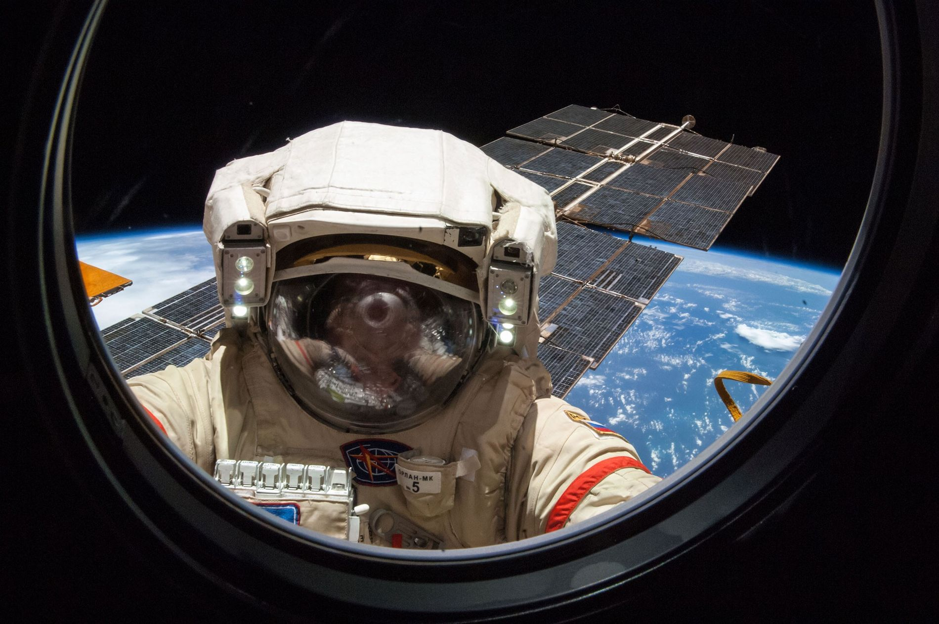 Kosmonaut Alexander Skworzow