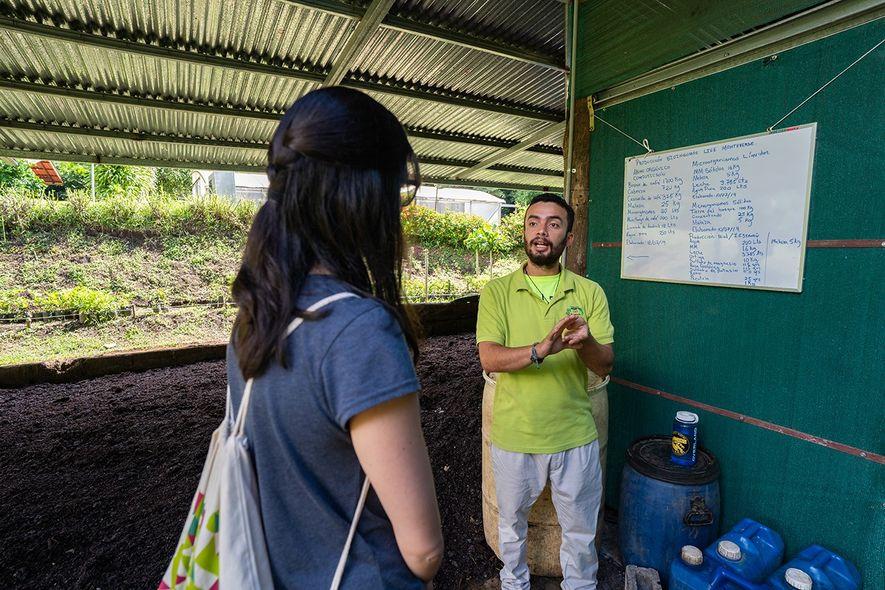 Die LIFE Farm hat es sich zum Ziel gesetzt, nachhaltig zu produzieren. Deshalb tüfteln sie an ...