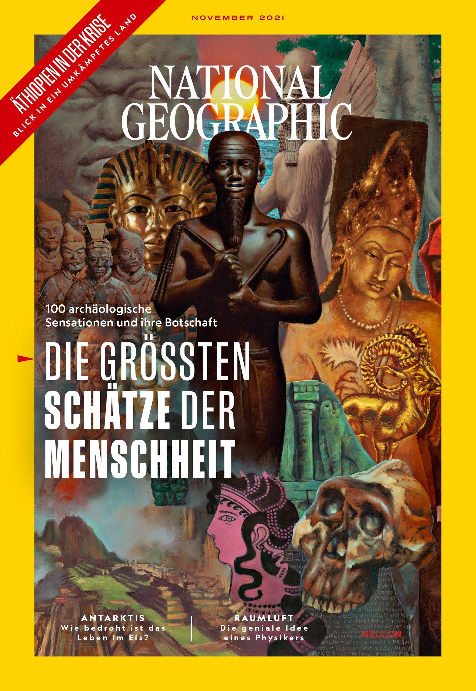 NGM November 2021 Cover