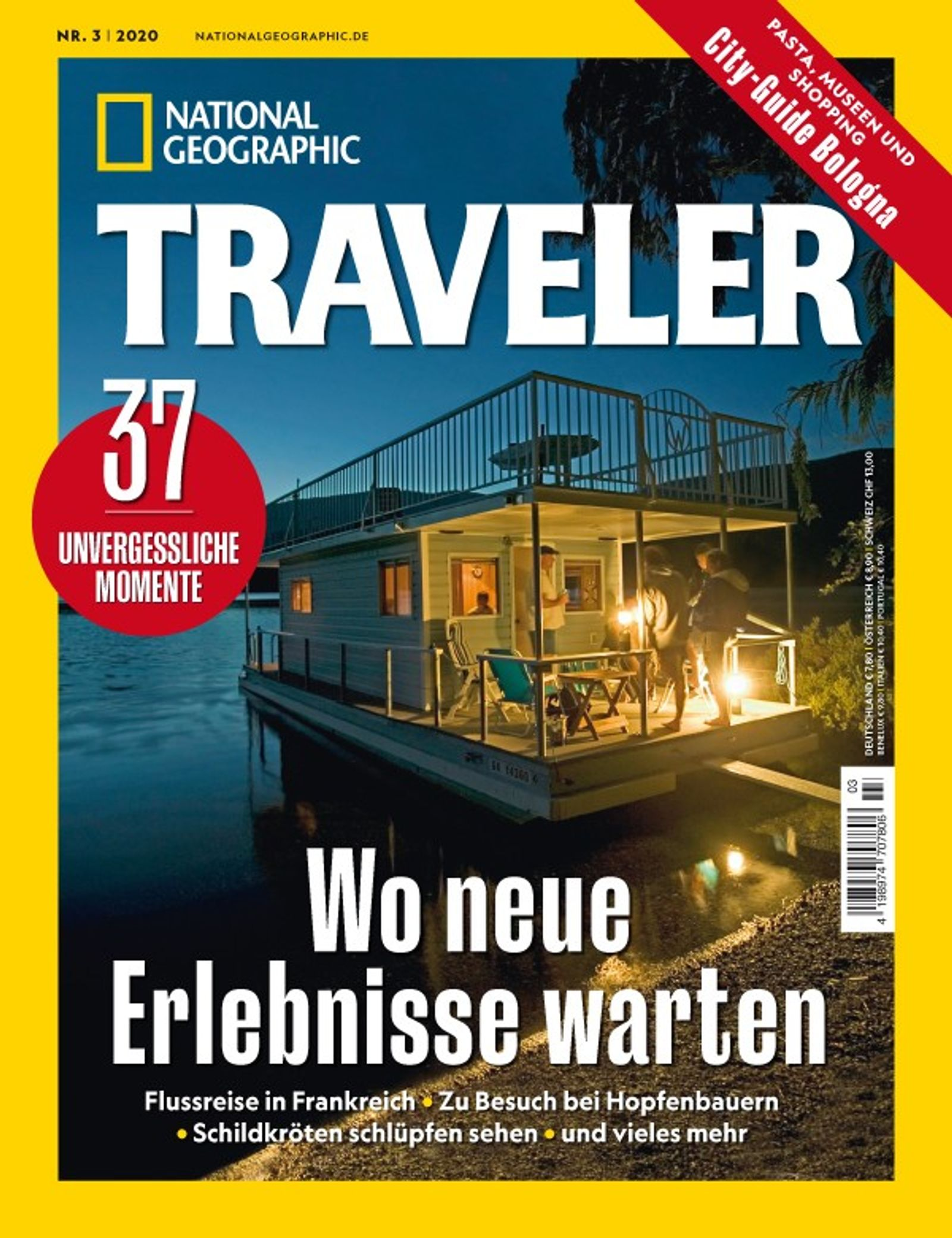 NATIONAL GEOGRAPHIC Traveler 3_20