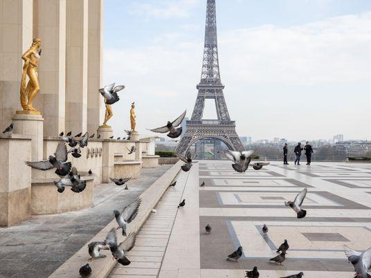 Ausgangssperre in Paris: Plötzlich steht die Weltmetropole still