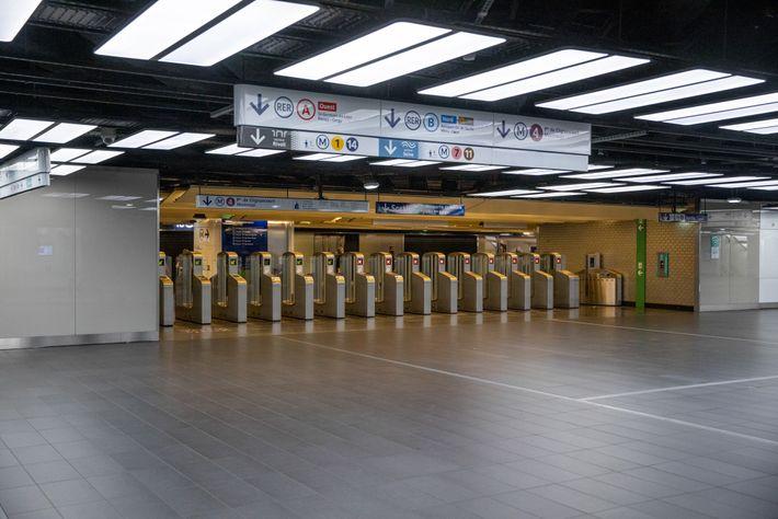 Châtelet-Les Halles